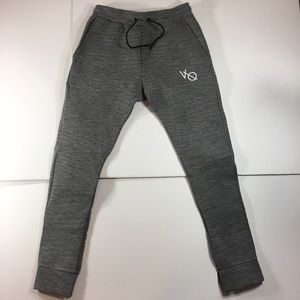 Vanquish Fitness Men's Gray Sweatpants (Large)